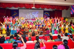 Kaleidoscope of Colours and Dances 26th-Nov-2016
