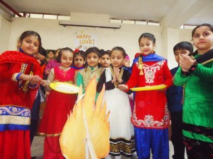 Lohri celebrated jan 2017